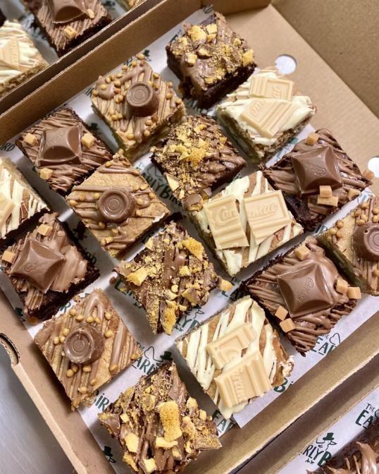 Party Brownie or Blondie Box